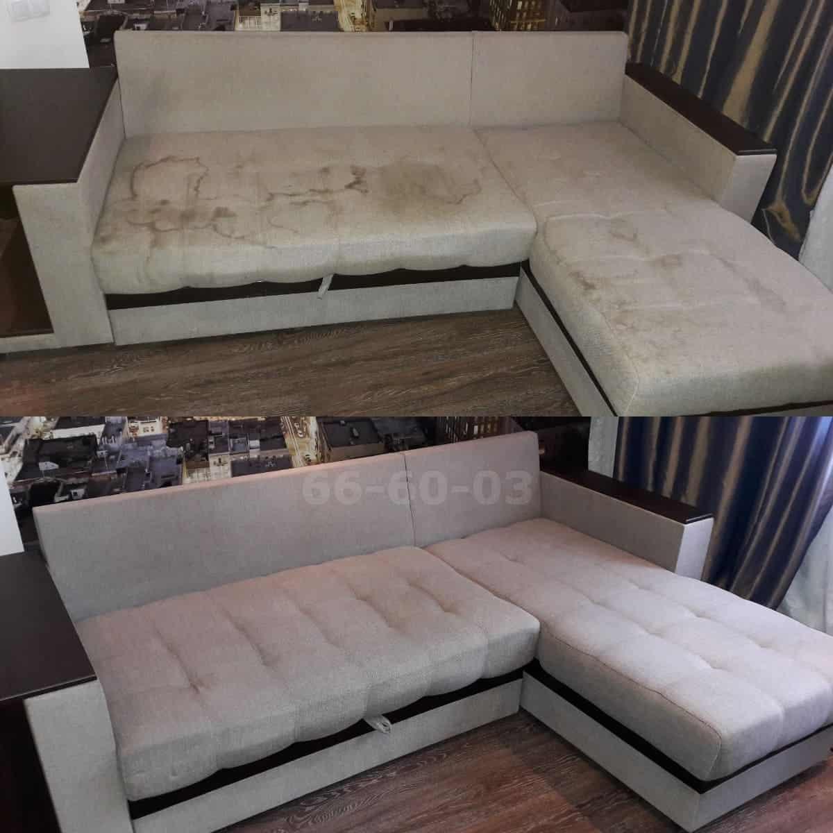 Химчистка дивана в Михайловске